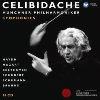CELIBIDACHE, SERGIU - CELIBIDACHE EDITION - SYMPHONIES (CD)
