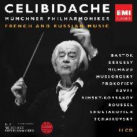 CELIBIDACHE, SERGIU - CELIBIDACHE VOLUME 3: FRENCH AND RUSSIAN MUSIC (LIMITED) (CD)