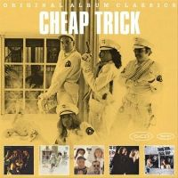 Cheap Trick - Original Album Classics (At Budokan Live / Dream Police / One On One / Lap Of Luxury / Busted) (CD)