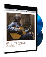 Clapton, Eric - Lady In The Balcony: Lockdown Sessions (4K UHD + Blu-ray)