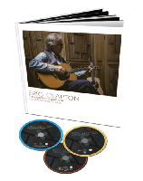 Clapton, Eric - Lady In The Balcony: Lockdown Sessions (Deluxe Book DVD + Blu-Ray + CD Edition)