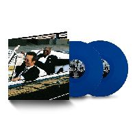 B.B. King & Eric Clapton - Riding With The King (20th anniversary, Blue Vinyl)