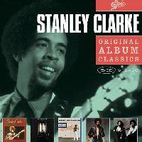 Clarke, Stanley - Original Album Classics (Stanley Clarke / Journey To Love / School Days / Modern Man / Clarke/Duke Project) (CD)