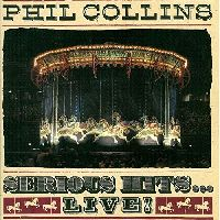 Collins, Phil - Serious Hits… Live! (CD)