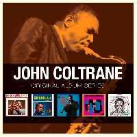 COLTRANE, JOHN - ORIGINAL ALBUM SERIES (5CD)