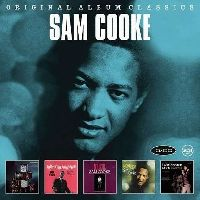 Cooke, Sam - Original Album Classics (My Kind Of Blues / Twistin' The Night Away / Mr. Soul / Night Beat / One Night Stand! Live At The Harlem Square Club) (CD)