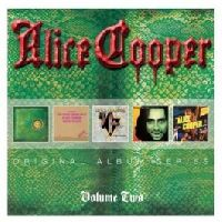 COOPER, ALICE - Original Album Series Vol 2 (5CD)