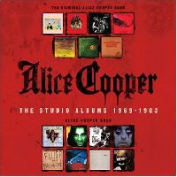 Cooper, Alice - The Studio Albums 1969-1983