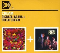 Cream - 2 For 1: Disreali Gears/ Fresh Cream
