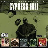Cypress Hill - Original Album Classics (Cypress Hill / Black Sunday / III (Temples Of Boom) / IV / Stoned Raiders) (СD)
