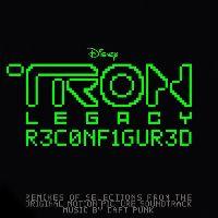 Daft Punk - TRON: Legacy Reconfigured (RSD 2020, Green Vinyl)