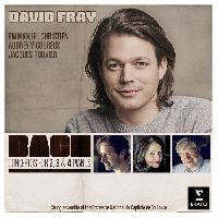 David Fray, Orchestre National du Capitole de Toulouse - Bach: Concertos for 2, 3 and 4 (CD)