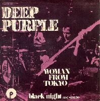 Deep Purple – Woman From Tokyo / Black Night