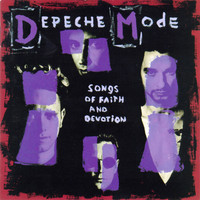 DEPECHE MODE - Songs Of Faith And Devotion (SACD+DVD)