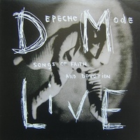 DEPECHE MODE - SONGS OF FAITH AND DEVOTION LIVE (CD)