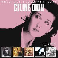 Dion, Celine - Original Album Classics (Unison / Celine Dion / The Colour Of My Love / D'Eux / One Heart) (CD)