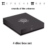 DEPECHE MODE - Sounds Of The Universe (CD, Deluxe) + 5 Singles (Подержанный Товар)