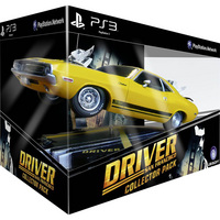 Driver: Сан-Франциско – Collector's Edition (PS3)