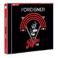 Foreigner - Live At The Rainbow '78 (CD+DVD)