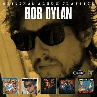 Dylan, Bob - Original Album Classics (Shot Of Love / Infidels / Real Live / Dylan & The Dead / Oh Mercy) (CD)
