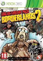 Borderlands 2 Add-On Content Pack (Xbox360)