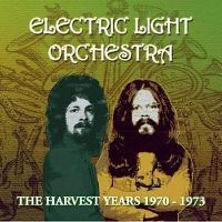 ELECTRIC LIGHT ORCHESTRA - THE HARVEST YEARS 1970-1973 (CD)