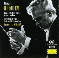 Karajan, Herbert von - Mozart: Requiem (SACD)
