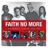 FAITH NO MORE - ORIGINAL ALBUM SERIES (5CD)