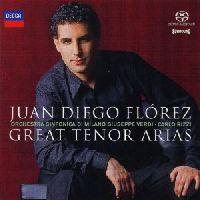 Florez, Juan Diego - Juan Diego Florez / Great Tenor Arias (SACD)