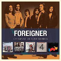 FOREIGNER - ORIGINAL ALBUM SERIES (5CD)