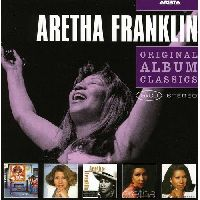 Franklin, Aretha - Original Album Classics (Who's Zoomin' Who? / Aretha / What You See Is What You Sweat / A Rose Is Still A Rose / So Damn Happy) (CD)