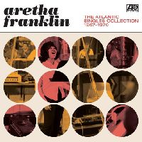Franklin, Aretha - The Atlantic Singles Collection 1967-1970 (CD)