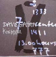 GAHAN, DAVE - KINGDOM