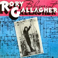 Gallagher, Rory - Blueprint (CD)