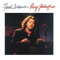 Gallagher, Rory - Fresh Evidence (CD)