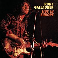 Gallagher, Rory - Live! In Europe (CD)