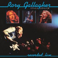 Gallagher, Rory - Stage Struck (CD)