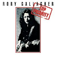 Gallagher, Rory - Top Priority (CD)