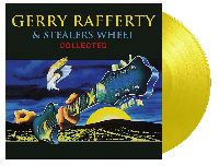 GERRY RAFFERTY & STEALERS WHEEL - Collected (Yellow Vinyl)