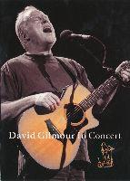 GILMOUR, DAVID - DAVID GILMOR IN CONCERT (DVD)
