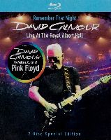 GILMOUR, DAVID - Remember That Night (Live At The Royal Albert Hall) (BR)