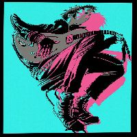 Gorillaz - The Now Now (CD)