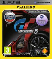 Gran Turismo 5 (Essentials) (с поддержкой 3D) (PS3)