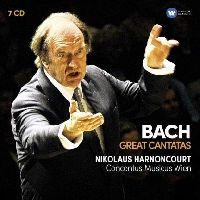 HARNONCOURT, NIKOLAUS - GREAT CANTATAS, BACH, J.S. (CD)