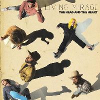Head And The Heart, The - Living Mirage (CD)