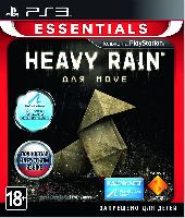 Heavy Rain (Essentials) (с поддержкой Move) (PS3)