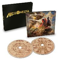 HELLOWEEN - Helloween (CD, Digibook)