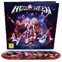 HELLOWEEN - United Alive In Madrid (3CD+2Blu-ray+3DVD-Earbook)
