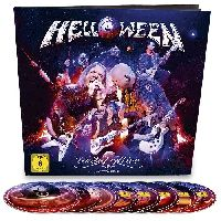 HELLOWEEN - United Alive In Madrid (3CD+2Blu-ray+3DVD-Earbook)