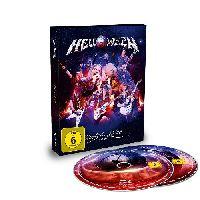 HELLOWEEN - United Alive In Madrid (Blu-ray)